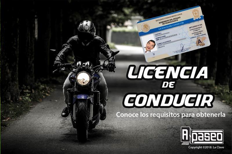 Licencia para conducir Apaseo el Alto