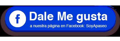 Dale me gusta a nuestra página en facebook