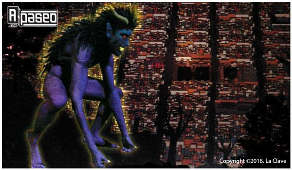 El Chan, leyenda de Apaseo el Alto, concepto por Armando Juárez
