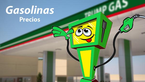 Gasolina precios Apaseo