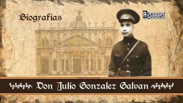 Portada Don Julio Gonzalez Galvan
