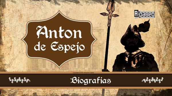 Anton de Espejo