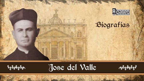 Portada José del Valle