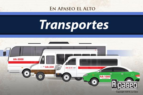 Portada transporte Apaseo