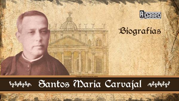 Santos María Carvajal