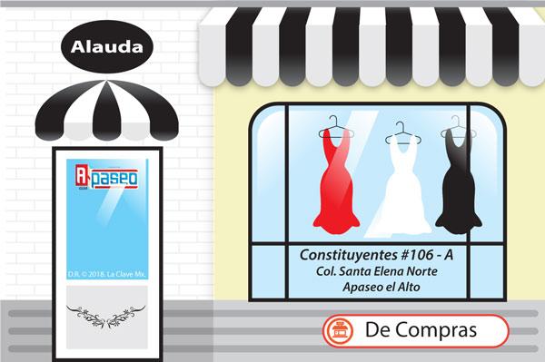 Alauda, diseño de modas en Apaseo el Alto