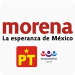 Morena-PT-PES iconos