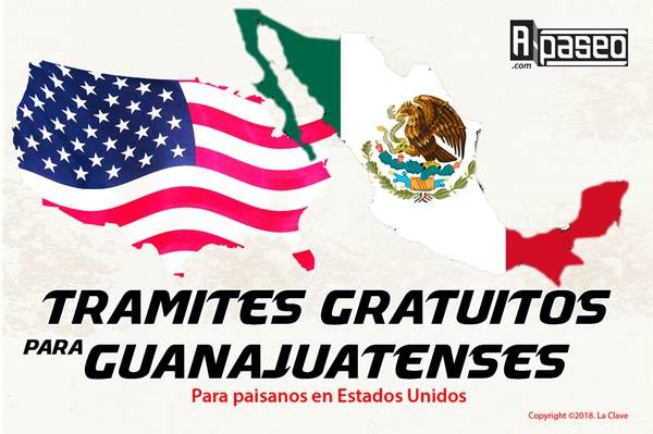 Tramites gratuitos para guanajuatenses en USA