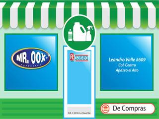 mr.oox productos limpieza en Apaseo el Alto