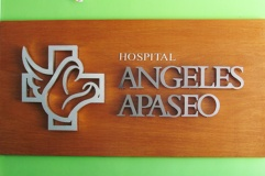 Hospital Ángeles Apaseo logo