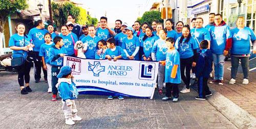 Equipo humano, Hospital Ángeles Apaseo, Apaseo el Alto