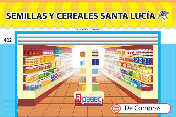 Semillas Santa Lucía, Apaseo el Alto