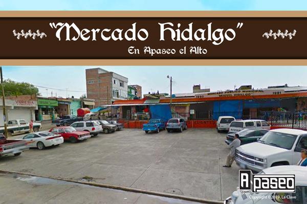 Mercado Hidalgo Apaseo el Alto