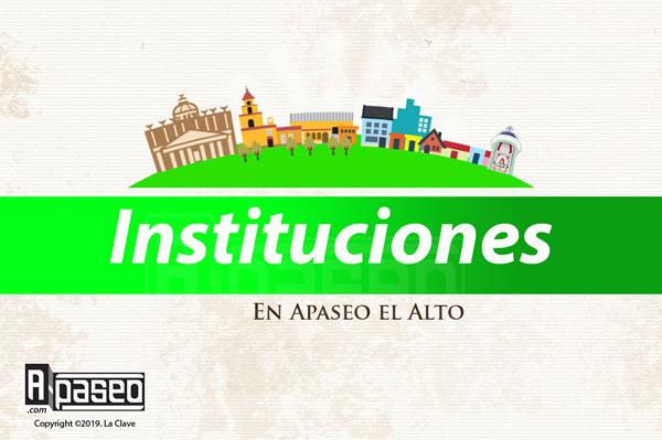 Instituciones de Apaseo el Alto