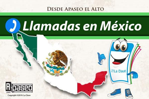 Llamar Teléfonos de México