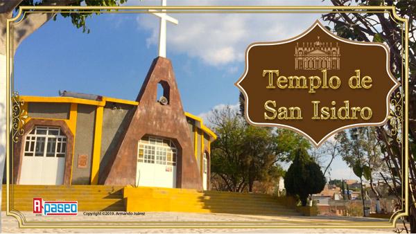 Templo de San Isidro Apaseo el Alto