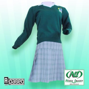 Uniforme de Secundaria