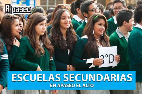 Escuelas secundarias en Apaseo el Alto