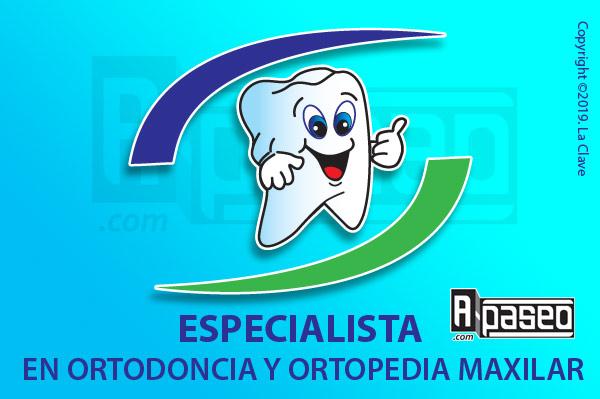 Especialista en Ortodoncia y Ortopedia Maxilar