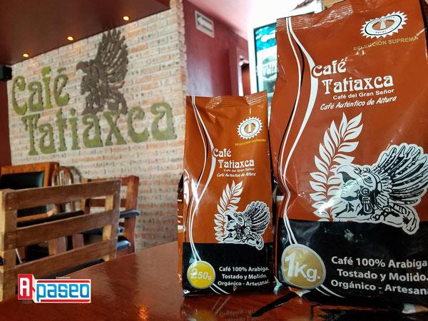 Cafetería Tatiaxca Apaseo el Alto