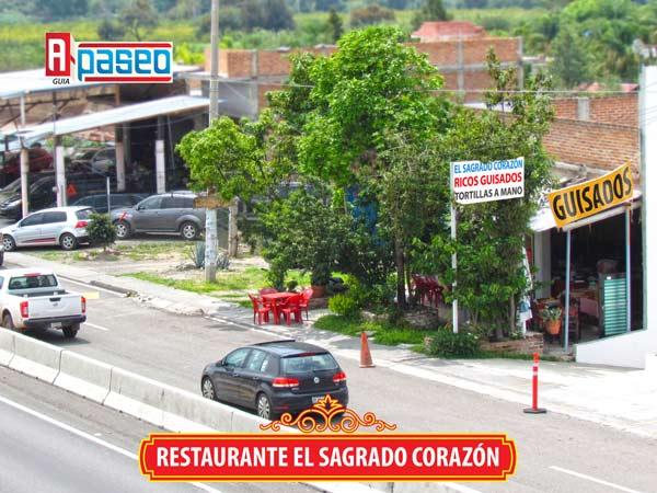 Sagrado Corazon restaurante en Apaseo el Alto